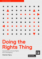 Doing the Rights Thing - cover