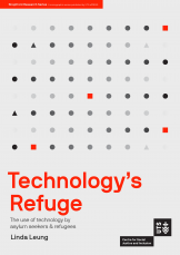 Cover - Technology's Refuge, Linda Leung, Cath Finney Lamb and Liz Emrys