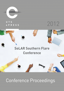 SoLAR Southern Flare Conference