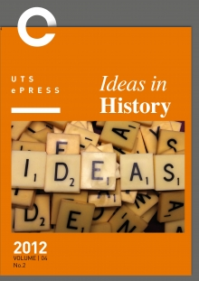 Ideas in History - Vol 4 No 2 (2012)