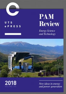 PAM Review Vol 5 (2018) cover