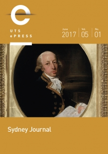 Sydney Journal - Volume 5, Number 1 (2017)