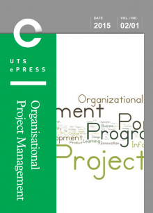 Organisational Project Management Vol 2 No 1 (2015)